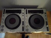 Excellent condition cdjs, only selling to upgrade, perfect for anyone starting out