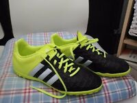 Boys Adidas Astro Turf Trainers Size 5