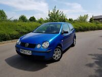 Volkswagen Polo 1.9 SDI Twist 3dr,very good on tax,insurance and MPG,