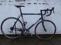 Ribble Carbon Black 58cm Sportive Road Bike