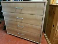 Chest of drawers very good condition