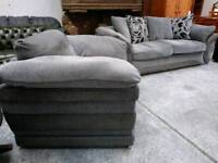 Grey 3&1 suite for 150