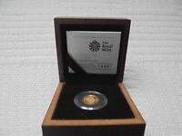 2008 Alderney £1 Gold Proof Coin British Airways Concorde 1969 To 2003