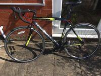 Road bike - carbon frame
