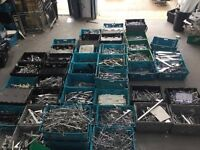 RETAIL & WAREHOUSE FIXTURES AND FITTINGS LOT