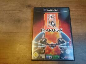 Ikaruga Bullet Hell Shooter for Nintendo Gamecube. Rare! Treasure!!