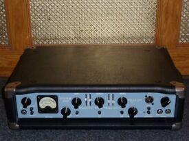 Ashdown EVO II 500 bass amplifier head made in UK