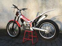 Beta Rev 3 Trials bike 2008 immaculate