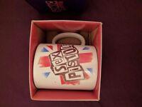Sex pistols mug (barely used)