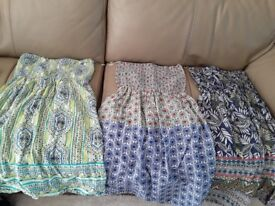 Ladies/Teenagers Dresses x 6