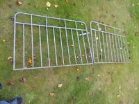 Front garden iron gates. Drive way gate. In very good condition