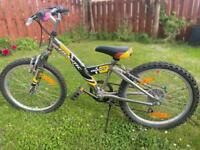 "Unisex age 6-8 20""wheels bike"