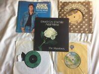 "5 Classic Vinyl 45"" Records"