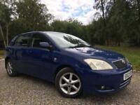 Toyota Corolla - spares or repair
