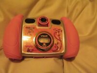 Kidizoom twist camera and carry case - pink