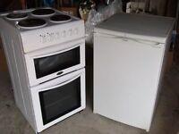 Cooker & Fridge for sale