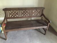 Garden Bench - Richmond / Mortlake area - £35