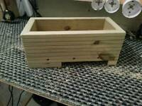 1 foot decking planter