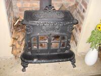 Esse Dragon wood burning stove