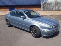 2005(05)JAGUAR X-TYPE 3.0 SE AWD MET BLUE,VERY LOW MILES,BIG SPEC,CLEAN CAR,GREAT VALUE