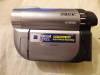Sony Handy Cam For Sale .....