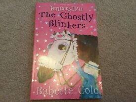 Fetlocks School The Ghostly Blinkers book by Babette Cole