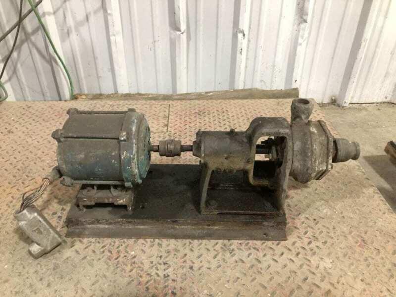 Worthington 1CNF32 Steel Body Rotary Gear Pump