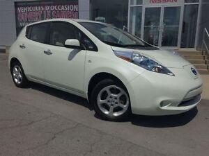 2012 Nissan LEAF SL NAVIGATION **