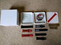 Apple watch series 1, 38mm stainless steel