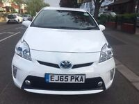 TOYOTA PRIUS HYBRID ELECTRIC 2016, AUTOMATIC 1.8, FULL SERVICE FROM MAIN DEALER, 1 OWNER FROM NEW