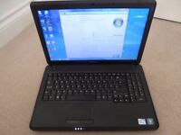 Laptop: Lenovo G550 - Windows 7
