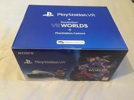 Brand New Sony PlayStation 4 PSVR Headset/Camera Bundle £290