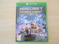 XBOX ONE game - Minecraft Story Mode