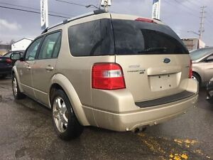 2005 Ford Freestyle LIMITED AWD WITH LEATHER & SUNROOF Oakville / Halton Region Toronto (GTA) image 3