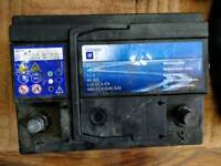 GM Car Battery (used but well looked after)