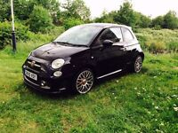 2015 Fiat Abarth 595 Turismo Salvage Damaged Repairable 500 500x 596 audi a1 s line gti s1 fietsa st