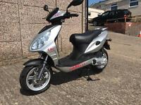 Garelli 50cc moped scooter Brand new unregistered