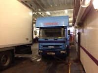 Twin Ramp Iveco Horsebox