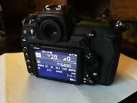 Nikon D500 DSLR (body only)