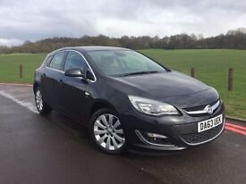 2014 Vauxhall Astra 1.6 i VVT 16v Elite 5dr, ONE OWNER, FSH