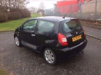 Citreon c2 with years mot