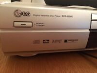 Lg dvd player 3200 e with remote