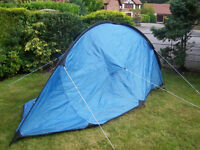 2 Man Tent , Dome Tent, Pro Action Tent