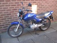 Honda CG 125cc 4 stroke nice little motorbike