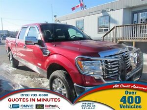 2012 Ford F-150 XLT | 4X4 | ECOBOOST | BLUETOOTH