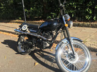SUMMERS HERE!! - Sinnis Scrambler 125 for SALE