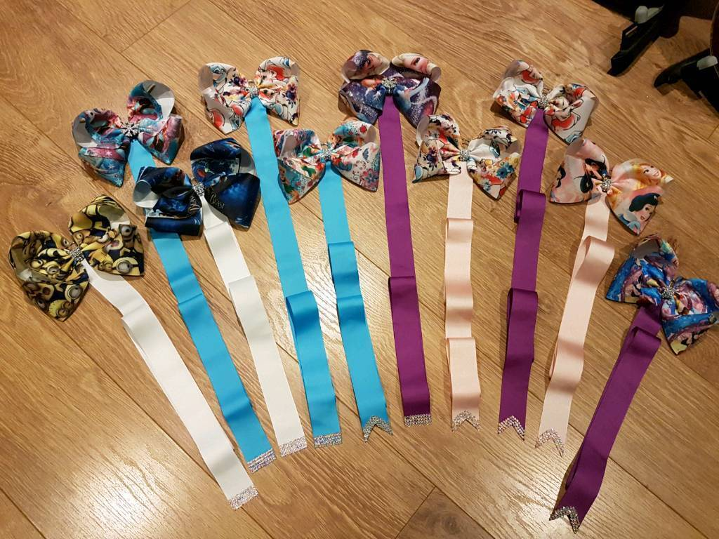 BOW HOLDERS 1metre long (wall hanging)