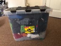 Storage boxes for any things.