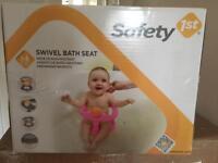 Brand new unopened baby bath seat