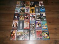 31 VHS Tapes